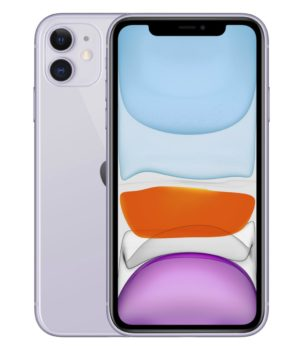 Apple iPhone 11 64BG Purple (Skatloga modelis)
