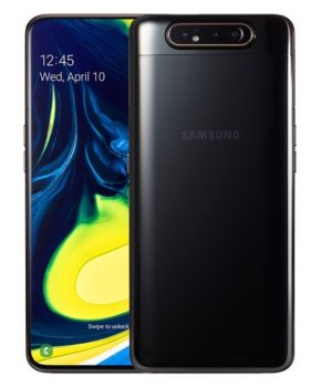 Samsung Galaxy A80 128GB A805F DS Black