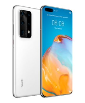 Huawei P40 Pro Plus 512GB DS 5G (ELS-N39) Ceramic white