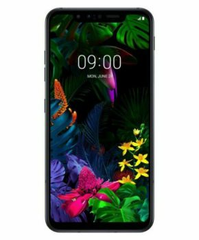 LG G8S ThinQ 128GB DS black