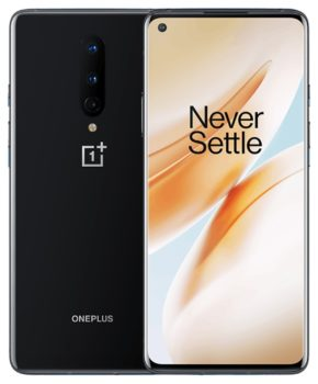 OnePlus 8 5G 128GB DS black