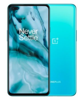 OnePlus Nord 128GB 5G blue