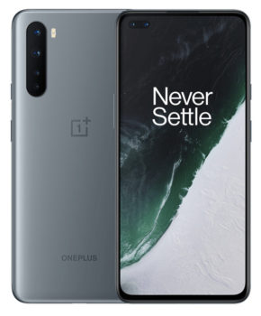 OnePlus Nord 256GB 5G gray