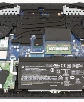 "HP Pavilion 17-cd0004no 17.3"""