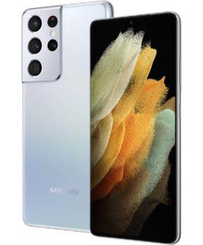 Samsung Galaxy S21 Ultra 5G 128GB G998B DS Silver