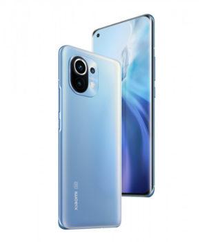 Xiaomi Mi 11 5G 256GB blue