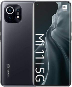 Xiaomi Mi 11 5G 256GB gray