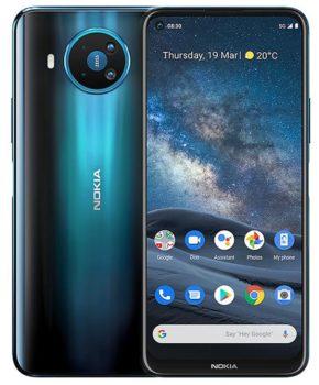 Nokia 8.3  5G  DS blue 128Gb