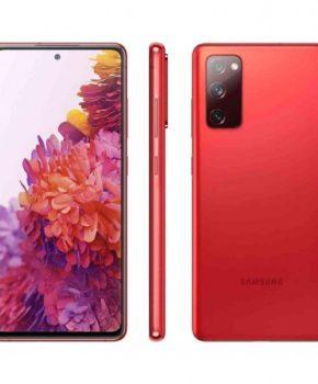 Samsung Galaxy S20 FE 5G 128GB G781B DS Red